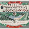 1940 Rainiers Christmas card